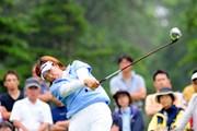 2009年 アクサレディスゴルフトーナメント2日目 福嶋晃子
