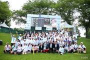 2016年 日本ゴルフツアー選手権 森ビルカップ Shishido Hills 最終日 ボランティア