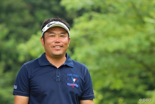 2016年 日本ゴルフツアー選手権 森ビルカップ Shishido Hills 最終日 小田龍一 今日はペアルックの相手と同組となれずに寂しいとか。