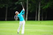 2009年 アクサレディスゴルフトーナメント2日目 横峯さくら