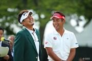 2016年 日本ゴルフツアー選手権 森ビルカップ Shishido Hills 最終日 塚田陽亮&池田勇太