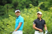 2016年 日本ゴルフツアー選手権 森ビルカップ Shishido Hills 最終日 パク・サンヒョン&朴ジュンウォン