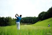 2016年 日本ゴルフツアー選手権 森ビルカップ Shishido Hills 最終日 パク・サンヒョン