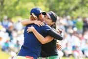 2016年 ヨネックスレディスゴルフトーナメント 最終日 ポラニ・チュティチャイ