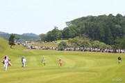 2016年 ヨネックスレディスゴルフトーナメント 最終日 イ・ボミ、上田桃子、木戸愛