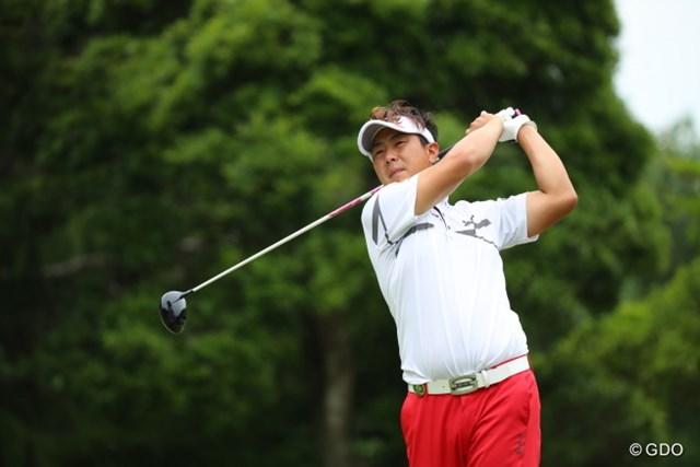 2016年 日本ゴルフツアー選手権 森ビルカップ Shishido Hills 最終日 塚田陽亮 塚田陽亮がツアー初優勝で「全英オープン」の出場権を獲得した