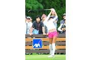 2009年 アクサレディスゴルフトーナメント最終日 金田久美子