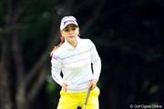 2009年 アクサレディスゴルフトーナメント最終日 横峯さくら