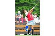 2009年 アクサレディスゴルフトーナメント最終日 下村真由美
