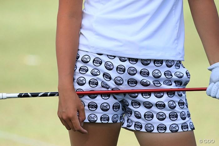 いつもホットパンツのキム・ヒョージュ 2016年 KPMG女子PGA選手権 事前 キム・ヒョージュ