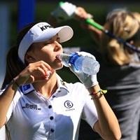 チェコの妖精、クララ・スピルコバ 2016年 KPMG女子PGA選手権 事前 クララ・スピルコバ