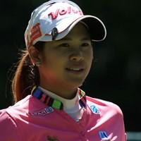 ポルナノン・ファトラム:タイ旋風に乗りたいね 2016年 KPMG女子PGA選手権 事前 ポルナノン・ファトラム