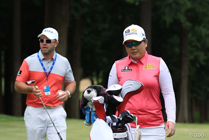 明日の大会初日が朴仁妃にとってはビッグデーとなる 2016年 KPMG女子PGA選手権 事前 朴仁妃