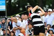 2016年 サントリーレディスオープンゴルフトーナメント 初日 キム・ハヌル