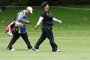 2016年 KPMG女子PGA選手権 初日 クリスティナ・キム