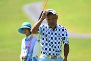 2016年 スターツシニアゴルフトーナメント 初日 崎山武志