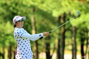 2016年 サントリーレディスオープンゴルフトーナメント 2日目 飯島茜