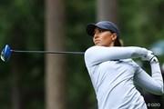 2016年 KPMG女子PGA選手権 2日目 シャイアン・ウッズ