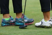 2016年 KPMG女子PGA選手権 2日目 ブルック・ヘンダーソン 姉妹