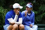 2016年 KPMG女子PGA選手権 2日目 アリヤ・ジュタヌガン ポーラ・クリーマー