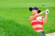2016年 サントリーレディスオープンゴルフトーナメント 3日目 キム・ハヌル