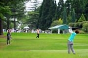 2016年 サントリーレディスオープンゴルフトーナメント 3日目 穴井詩