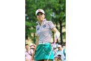 2016年 サントリーレディスオープンゴルフトーナメント 3日目 堀琴音