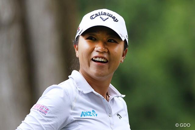 2016年 KPMG女子PGA選手権 3日目 リディア・コー コーが首位に浮上。世界女王はメジャー3連勝なるか