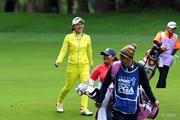 2016年 KPMG女子PGA選手権 3日目 パク・ヒヨン