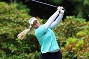 2016年 KPMG女子PGA選手権 3日目 ブリタニー・リンシコム