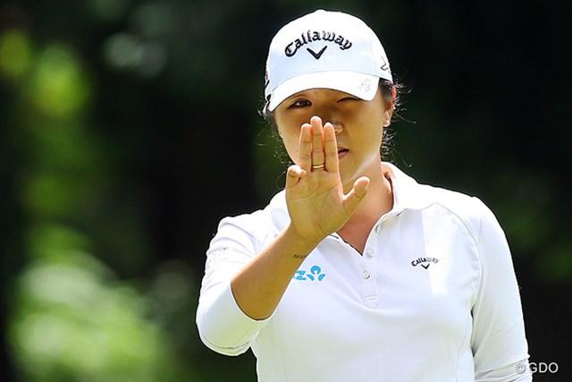 2016年 KPMG女子PGA選手権 3日目 リディア・コー メジャーにピークを合わせて調子を上げてくるのは強い選手の特徴だ
