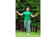 2016年 サントリーレディスオープンゴルフトーナメント 最終日 吉田弓美子