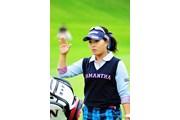 2016年 サントリーレディスオープンゴルフトーナメント 最終日 青木瀬令奈