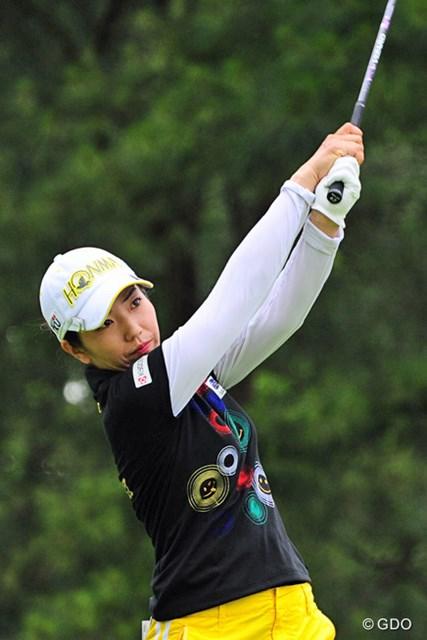 2016年 サントリーレディスオープンゴルフトーナメント 最終日 笠りつ子 シレっと69をマークして10位タイに入選。既に3600万円以上もお稼ぎになっておられます