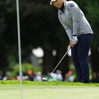 最終日は2アンダーでプレーして4位タイに入った 2016年 KPMG女子PGA選手権 最終日 イ・ミリム