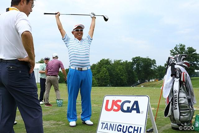 全米オープンは2年ぶり10回目の出場。48歳の谷口徹はいまなお元気