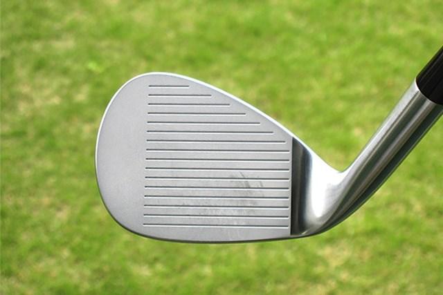 本間ゴルフ TW-W フォージド ウェッジ フェース画像