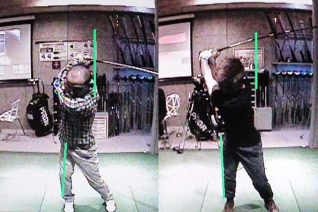 ショートアプローチはロングパットのイメージで サイエンスフィット 3-1 (画像 4枚目)