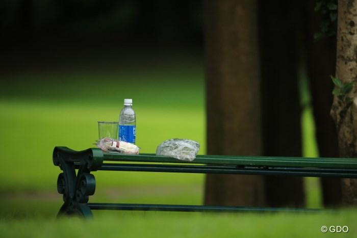 ゴミはきちんと捨てようよ。マナーは守ろう。 2016年 アース・モンダミンカップ 2日目 ゴミ