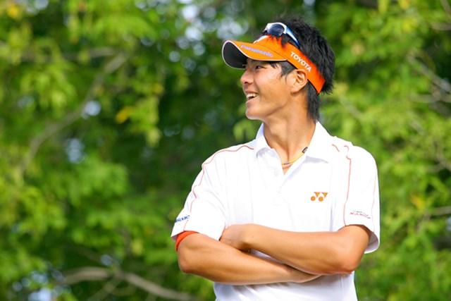 2009年 全米プロゴルフ選手権初日 石川遼 中盤以降はリラックスした表情も目立った石川遼。雰囲気にも慣れた明日の巻き返しに期待!