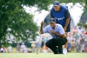 2009年 全米プロゴルフ選手権初日 タイガー・ウッズ