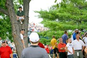 2009年 全米プロゴルフ選手権初日 ギャラリー