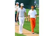 2009年 全米プロゴルフ選手権初日 石川遼&アダム・スコット