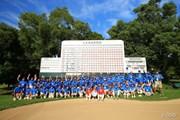2016年 アース・モンダミンカップ 最終日 ボランティア