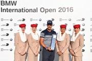 2016年 BMWインターナショナル・オープン 最終日  ヘンリック・ステンソン