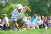 2009年 全米プロゴルフ選手権2日目 タイガー・ウッズ