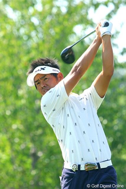 2年連続で決勝ラウンド進出を果たした藤田寛之