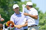 2009年 全米プロゴルフ選手権 2日目 タイガー・ウッズ&パドレイグ・ハリントン