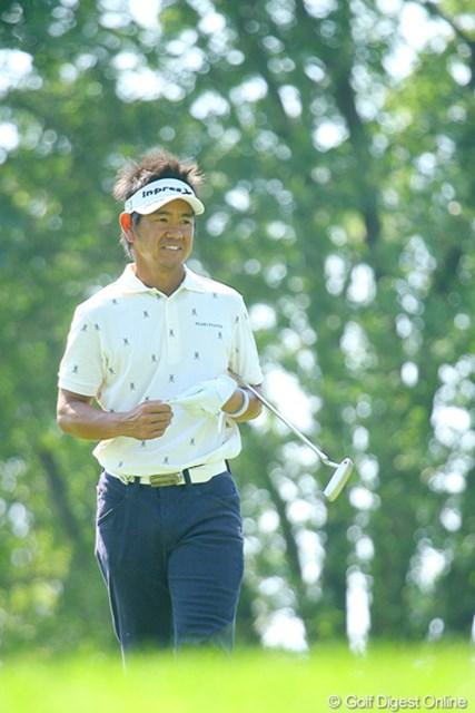 正確なショットは世界レベル! 2年連続で予選突破を果たした藤田寛之