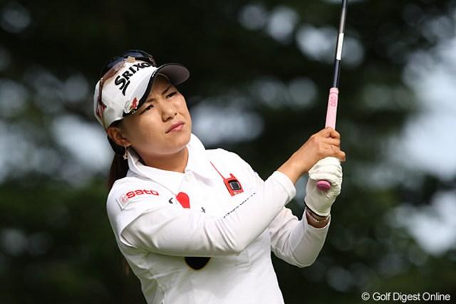 ゴルフの乱れはほんの僅か。噛み合いさえすれば上位進出の道が開ける